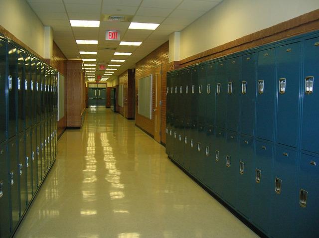 w liceum